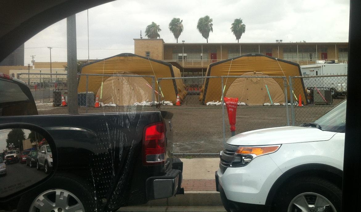 McAllen Tents